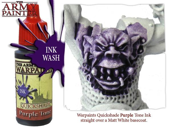 Purple Tone Ink, Army Painter Shade