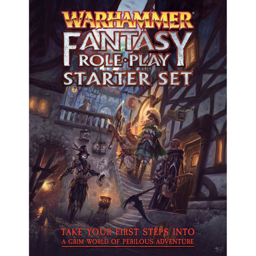 Warhammer Fantasy Role Play Starter Set
