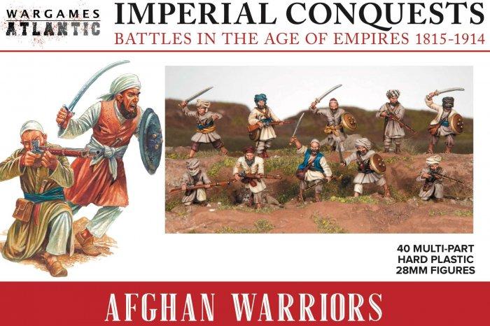 Afghan Warriors, Wargames Atlantic