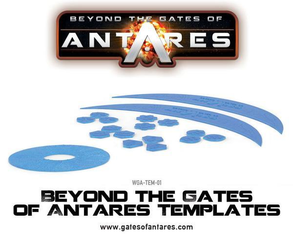 Templates, Beyond the Gates of Antares