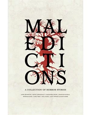 Maledictions: A Horror Anthology, Black Library