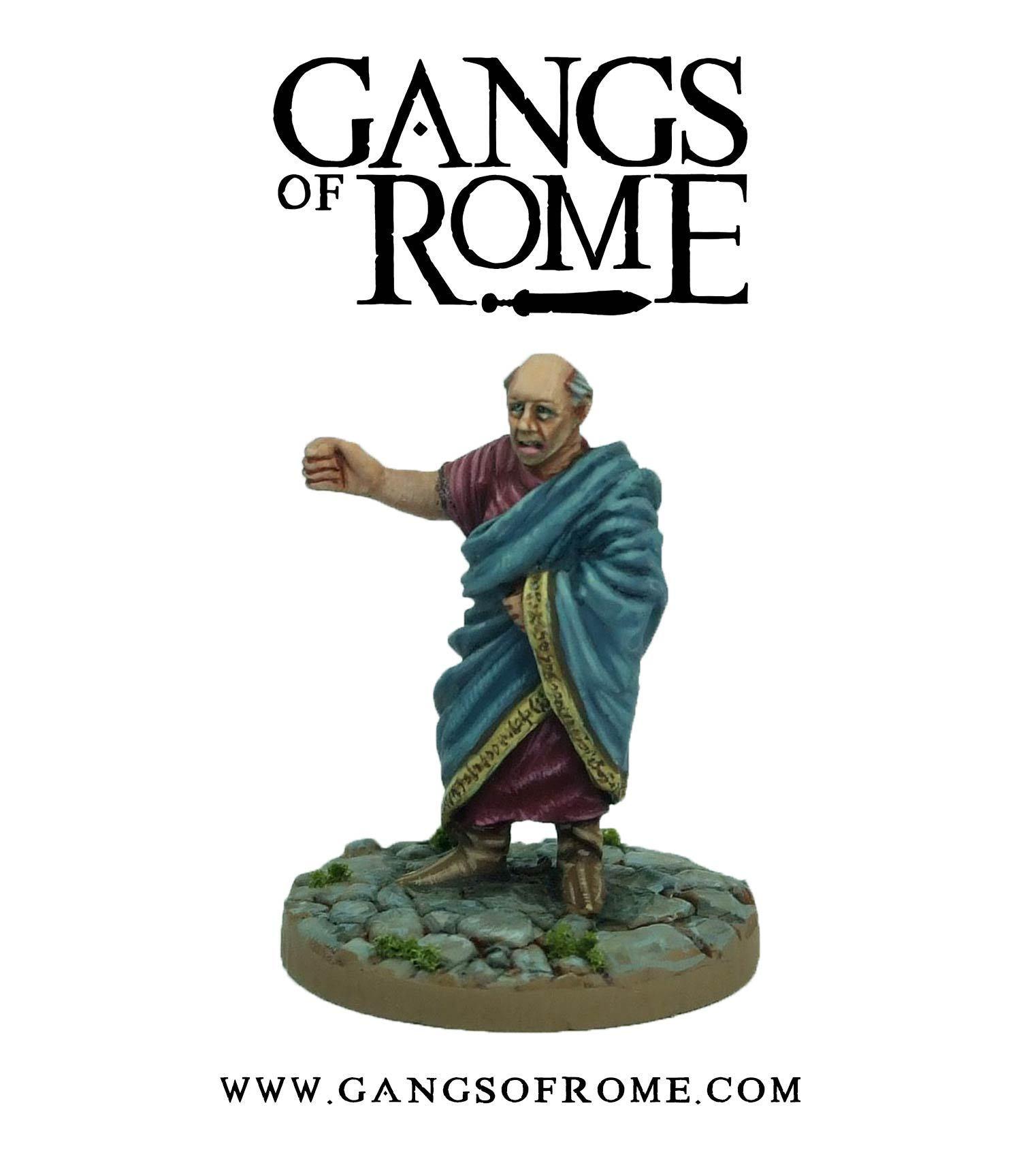 Primus Dominus, Gangs of Rome