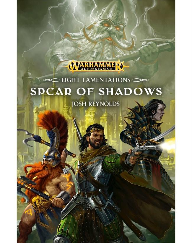Eight Lamentations: Spear of Shadows, Black Library