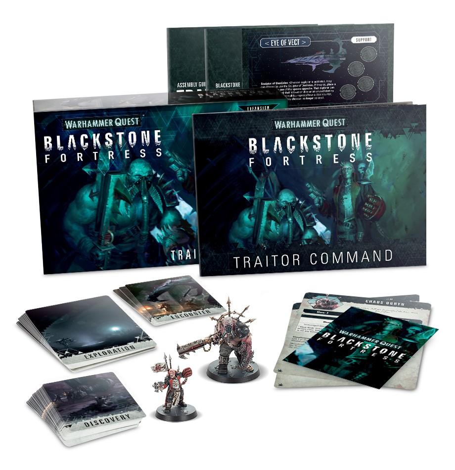 Traitor Command, Blackstone Fortress