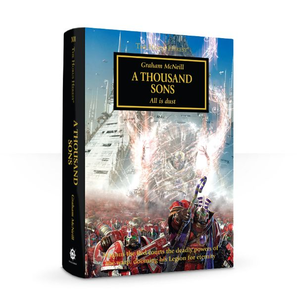 A Thousand Sons, Black Library