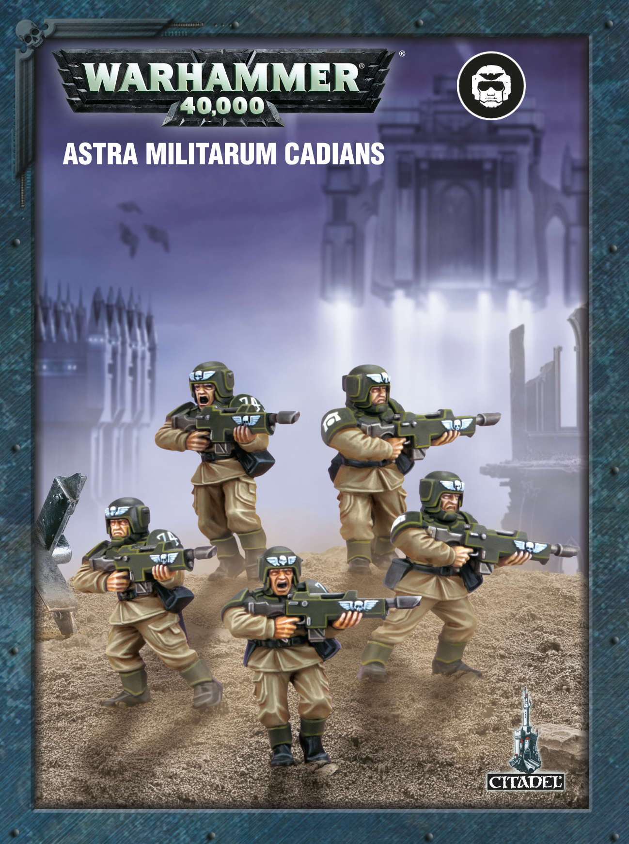 Cadians, Imperial Cadian Easy to Build