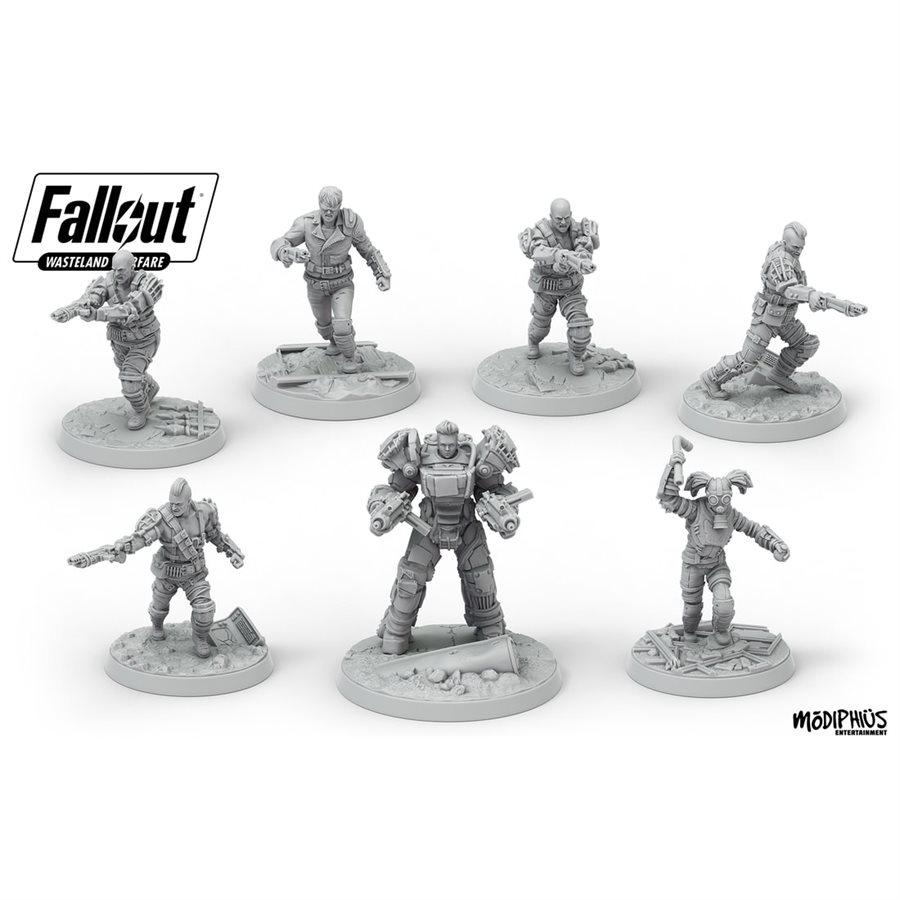 Raiders Core Set, Fallout Wasteland Warfare