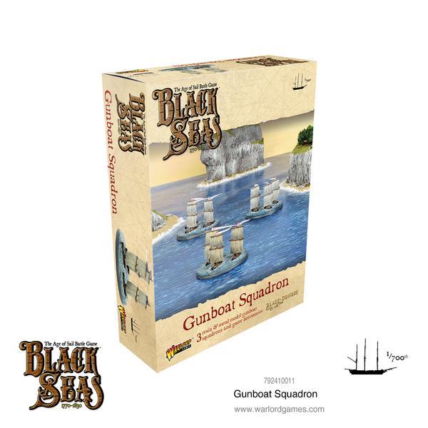 Gunboat Squadron, Black Seas