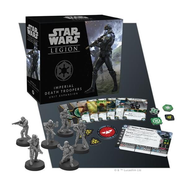 Imperial Death Troopers, Star Wars Legion