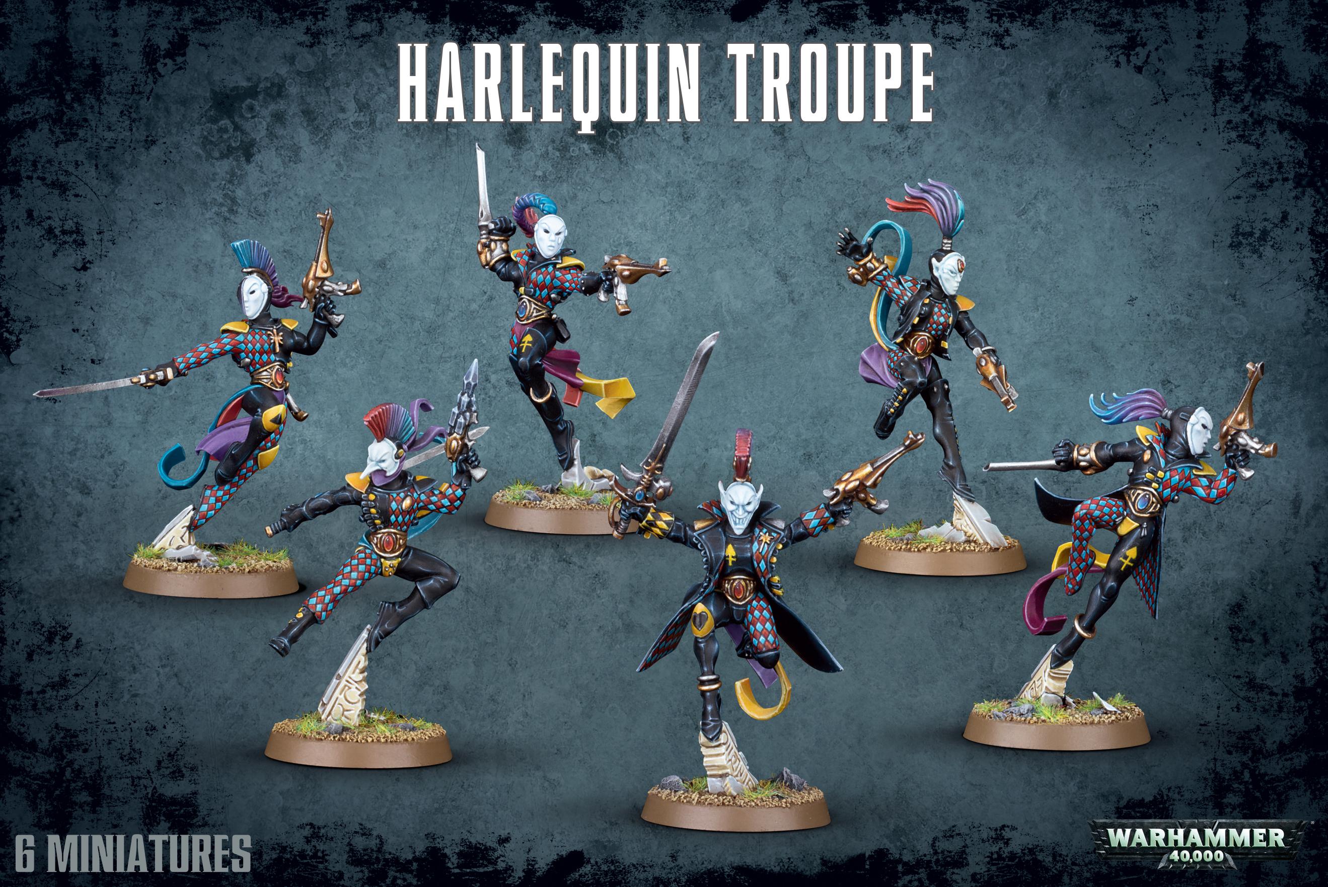 Harlequin Troupe