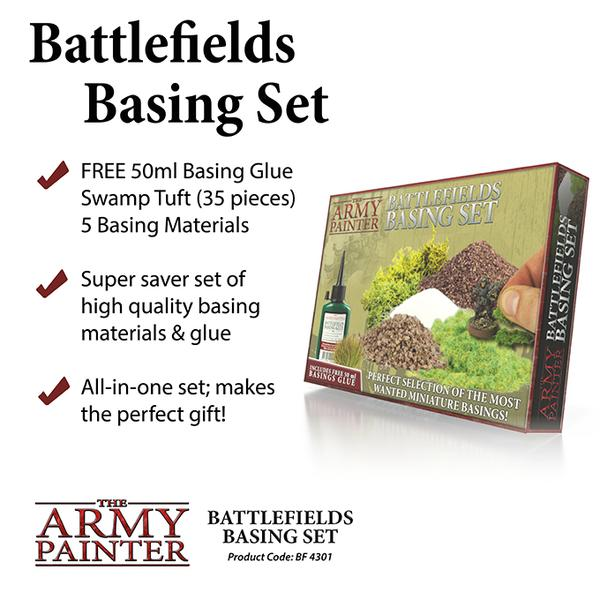 Battlefields Basing Set, Army Painter