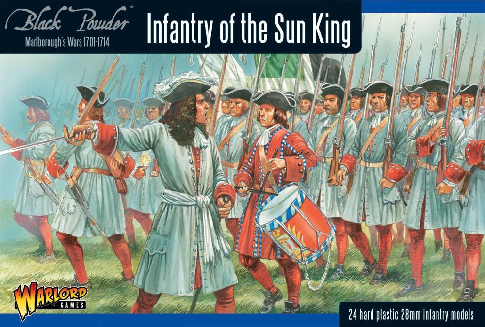 Infantry of the Sun King, MW