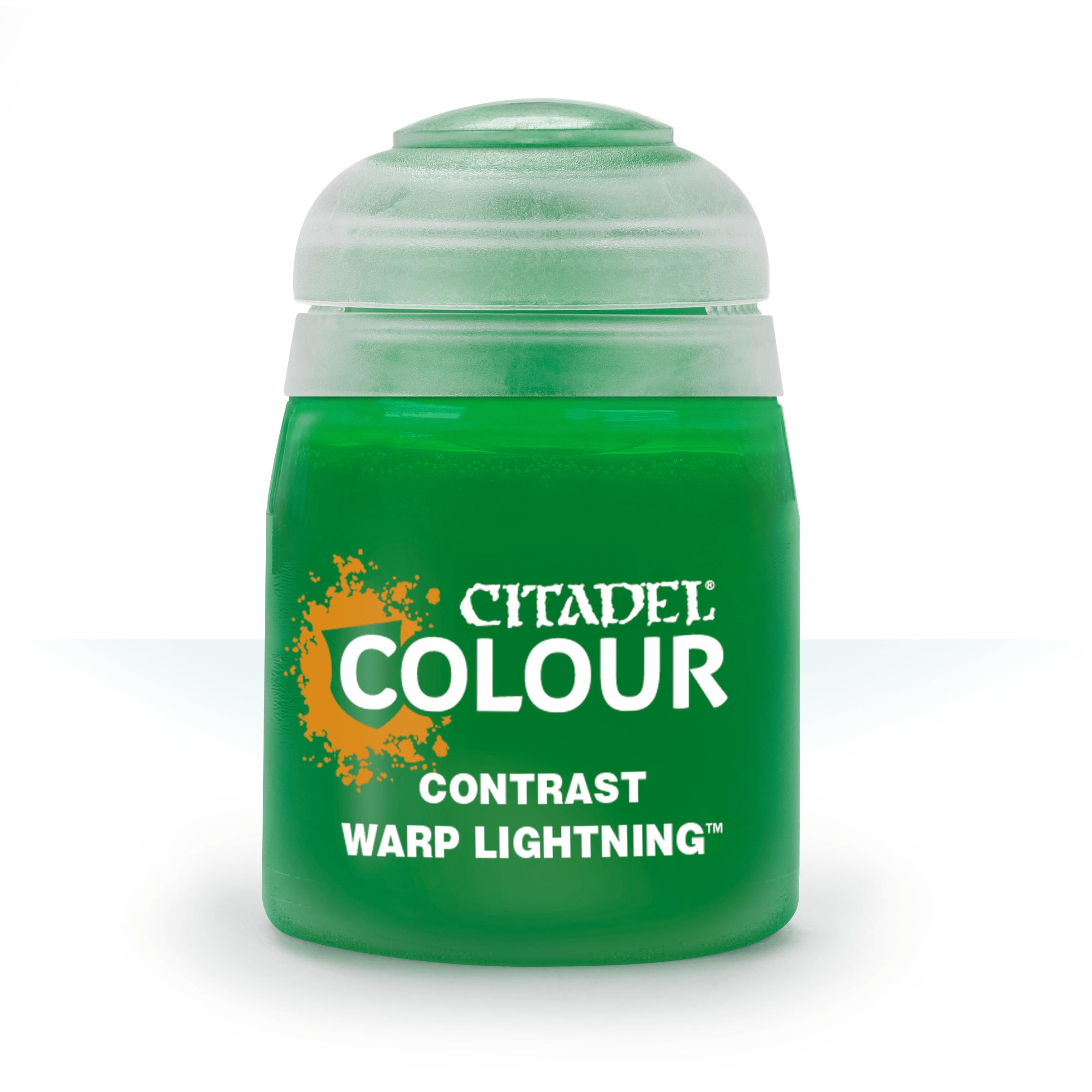 Warp Lightning, Citadel Contrast 18ml