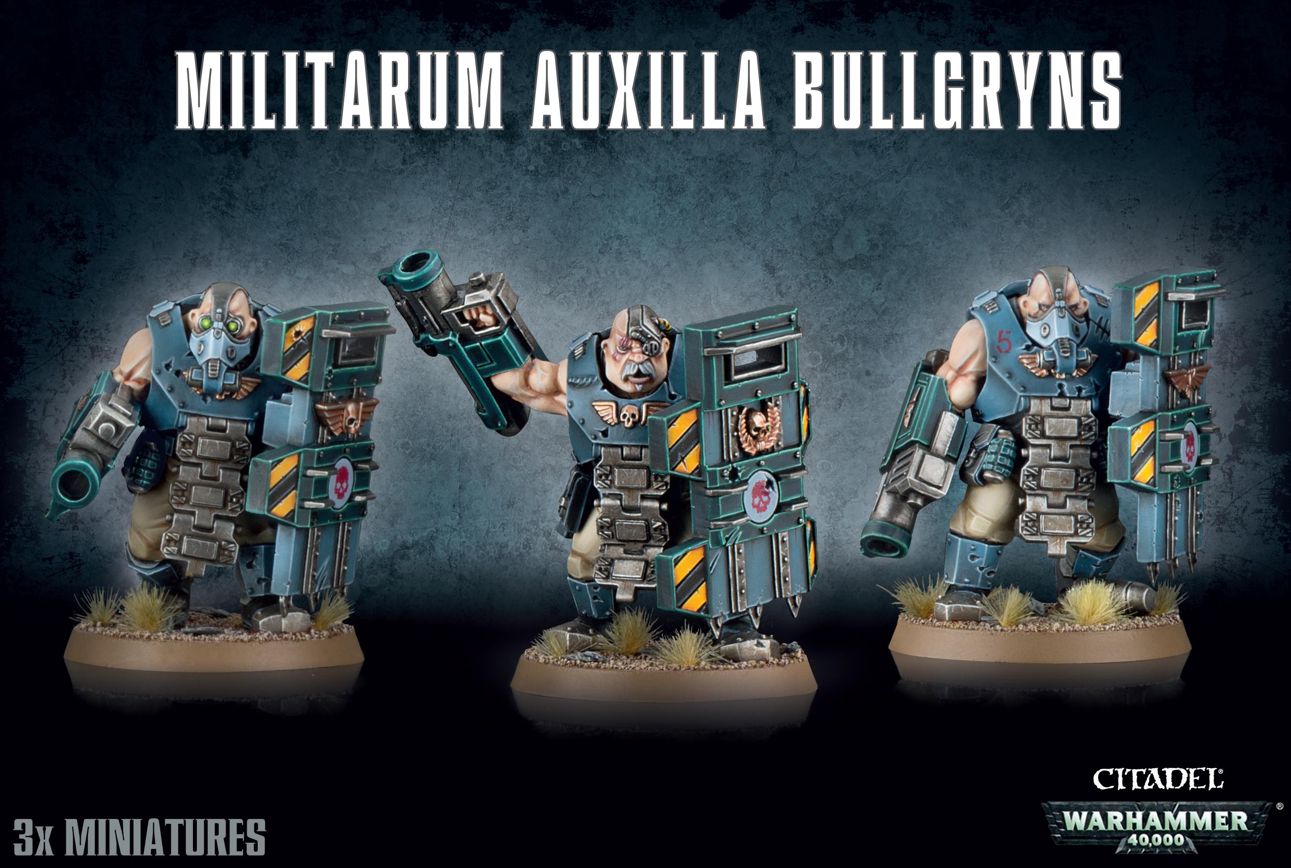 Auxilla Bullgryns, Imperial