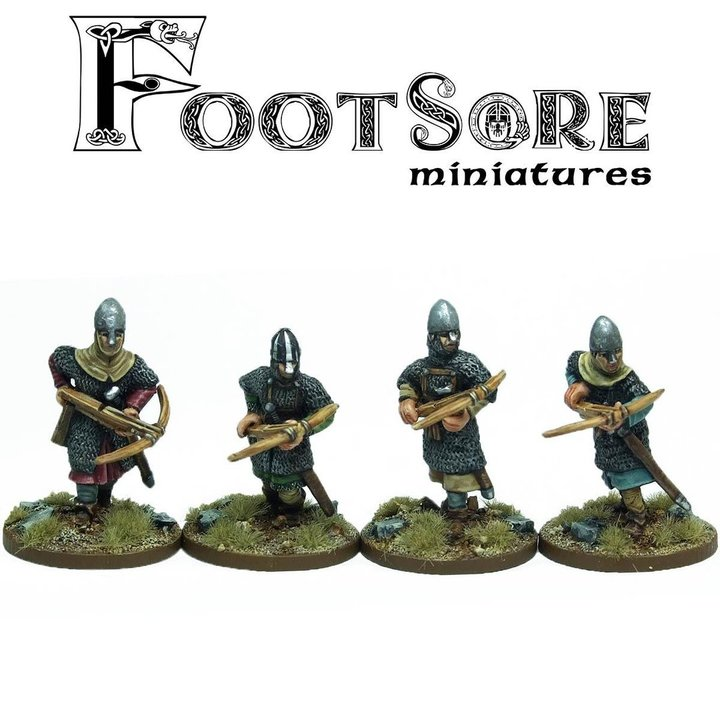 Norman Armoured Crossbowmen