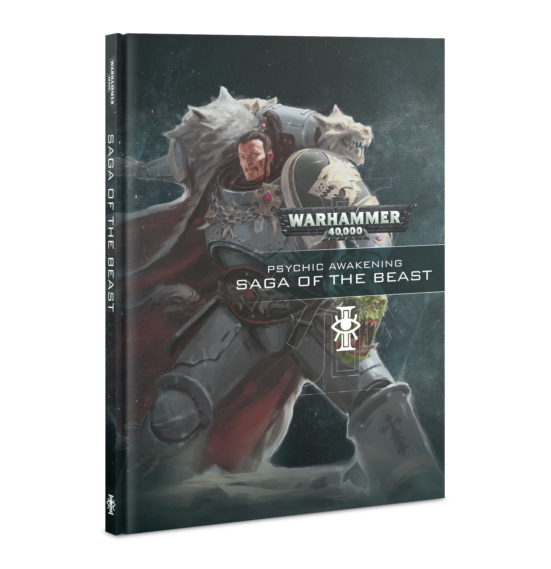 Saga of the Beast, Psychic Awakening