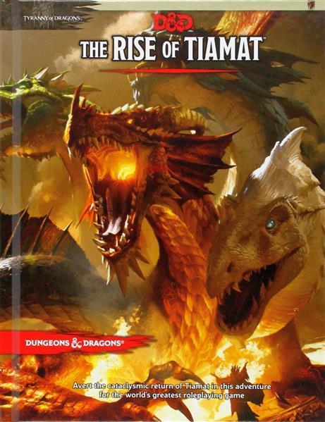 Rise of Tiamat Adventure