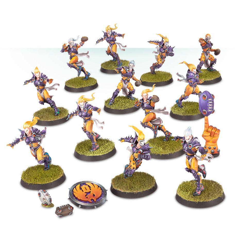 The Elfheim Eagles, Blood Bowl