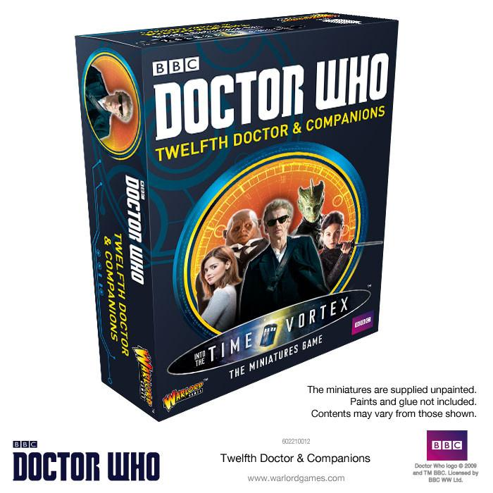 Twelfth Doctor & Companions