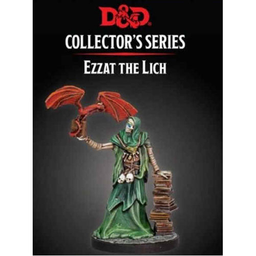 Ezzat the Lich, D&D Collector's Series