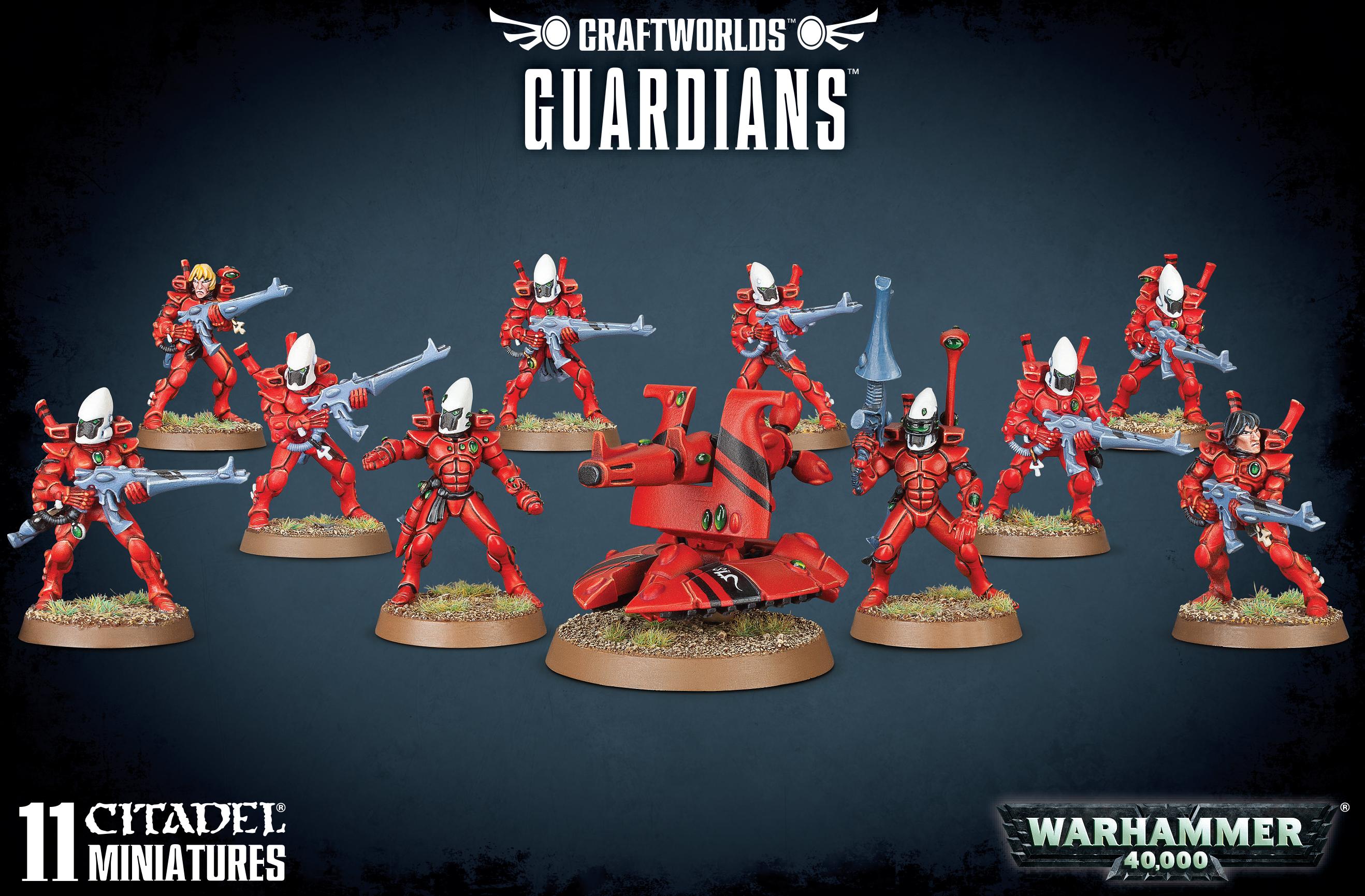 Craftworld Guardians