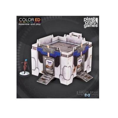 Simple Module - 2 Doors, Plast Craft Games
