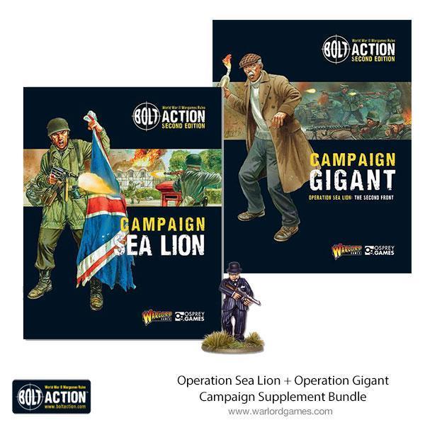 Operation Sealion and Gigant bundle
