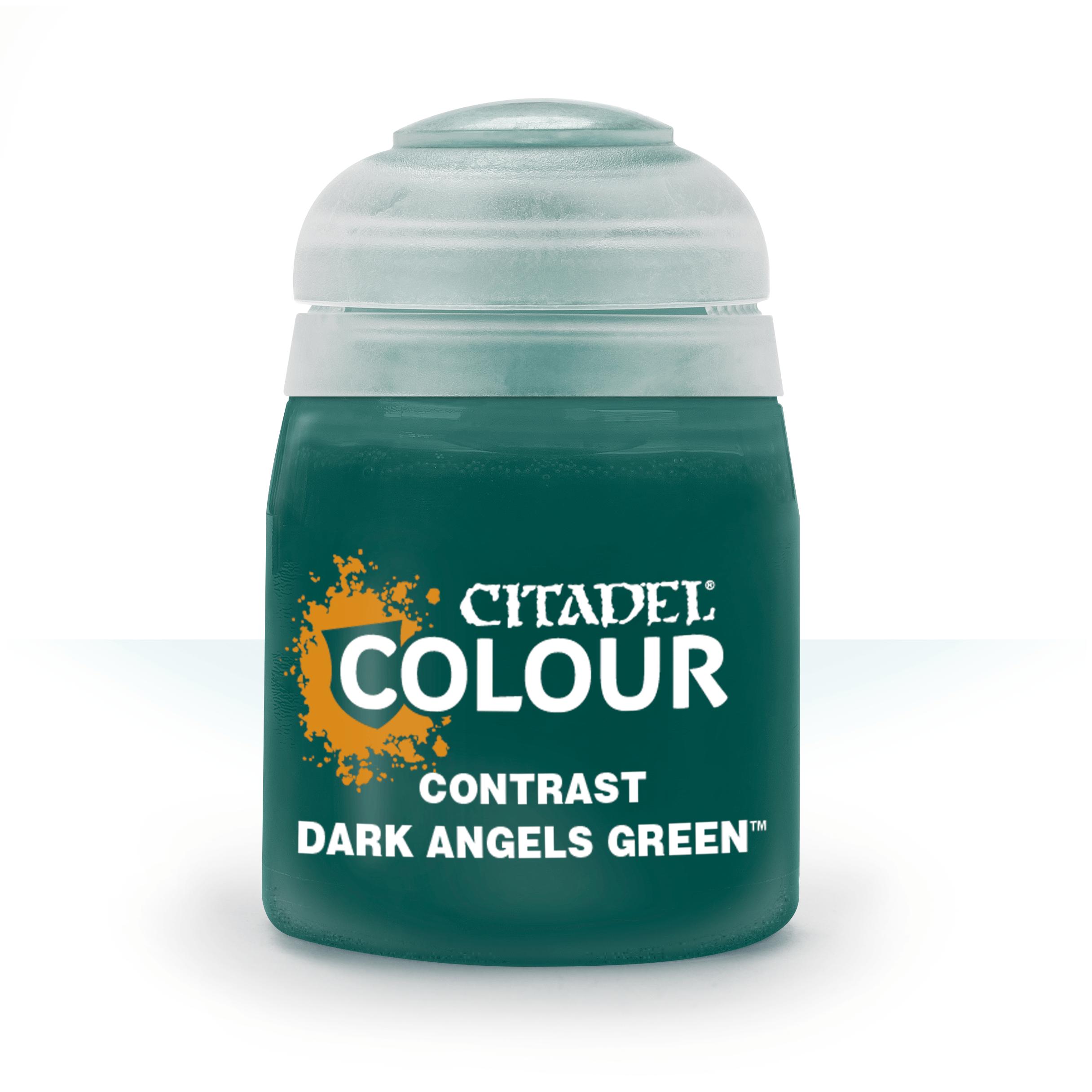 Dark Angels Green, Citadel Contrast 18ml