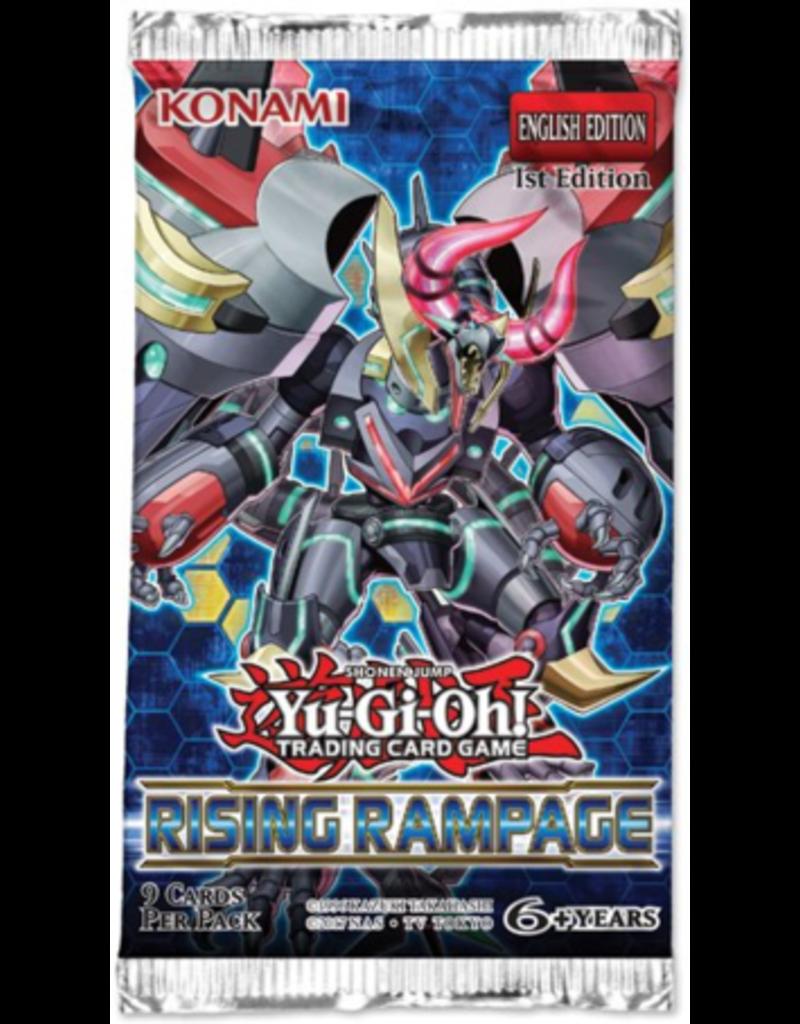 Rising Rampage, Yu-Gi-Oh!