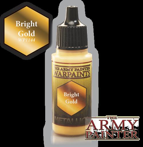 Bright Gold, Army Painter Metallic