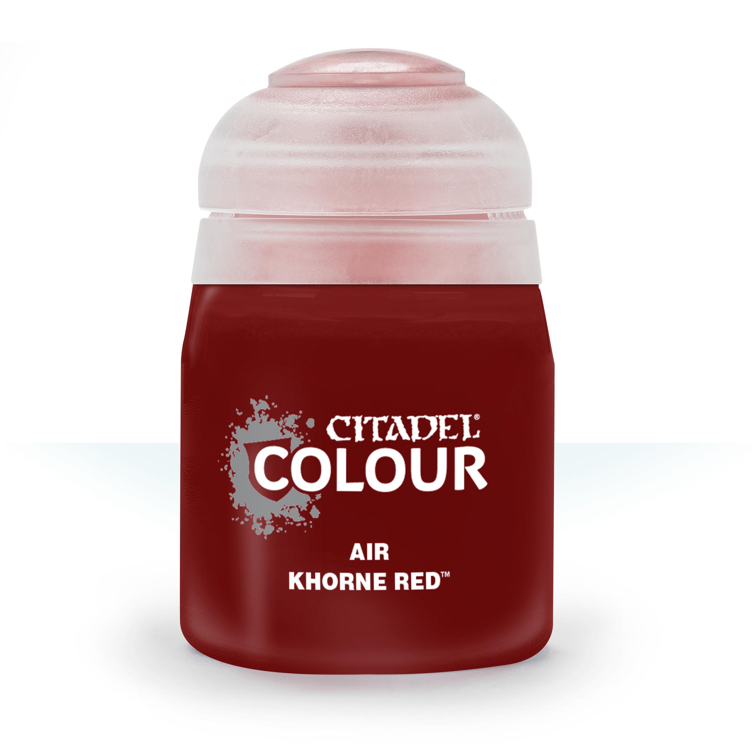 Khorne Red, Citadel Air 24ml