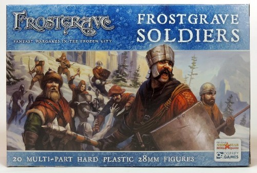 Soldiers, Frostgrave