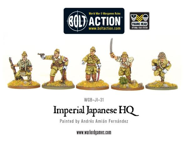 HQ, Imperial Japanese