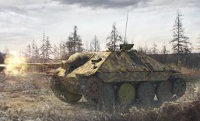 Jagdpanzer 38(t) Hetzer, Rubicon Models