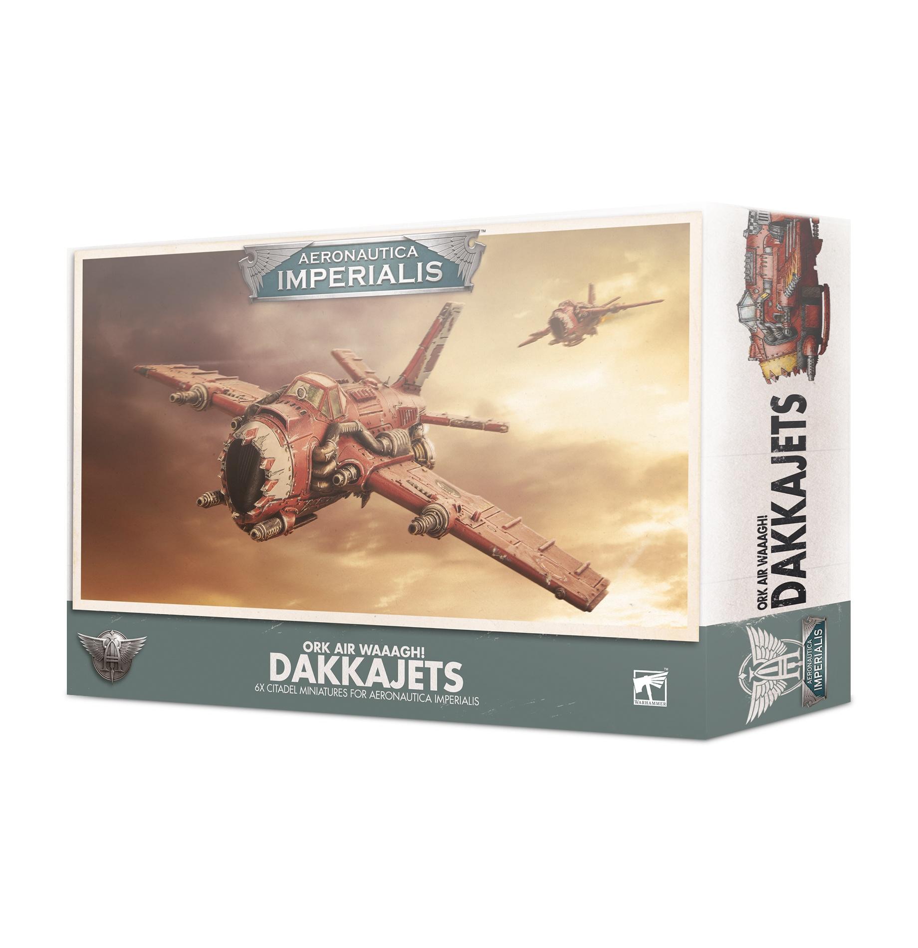 Dakkajets, Ork Air Waaagh! Aeronautica Imperialis