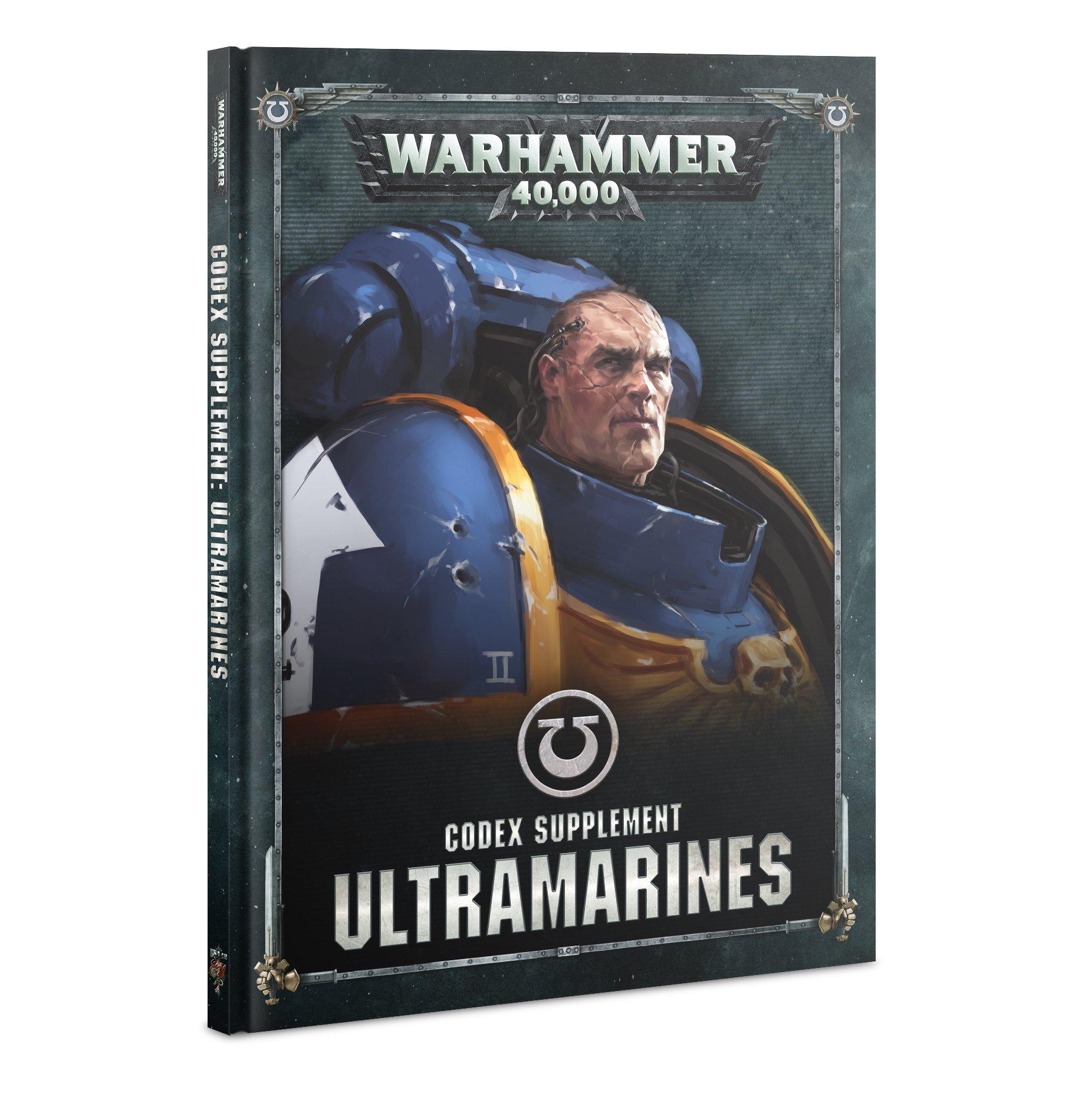 Ultramarines Codex