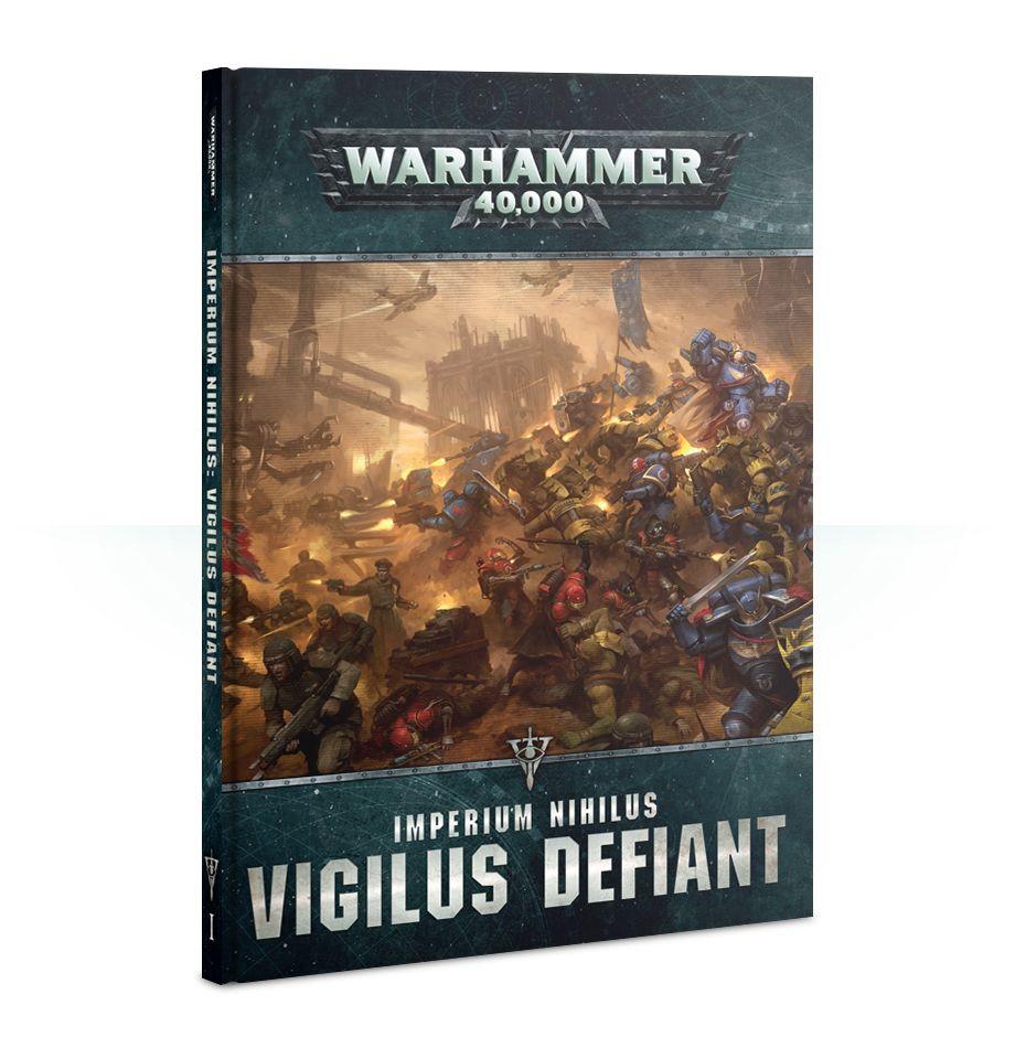 Imperium Nihilus Vigilus Defiant