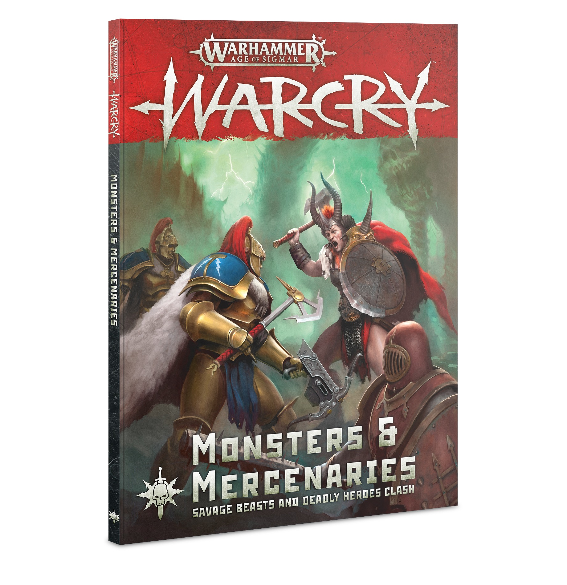 Monsters & Mercenaries, Warcry