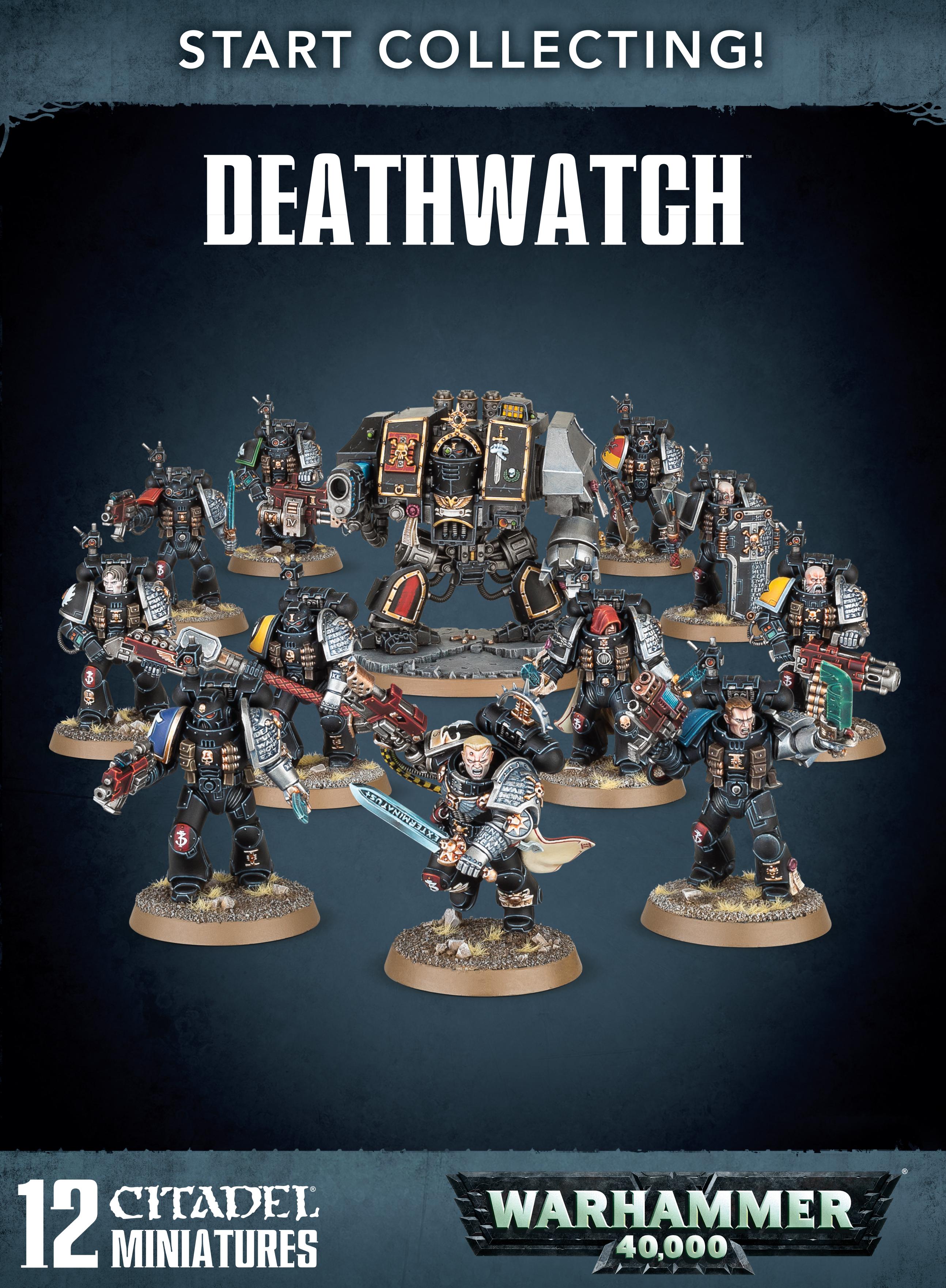 Deathwatch, Start Collecting