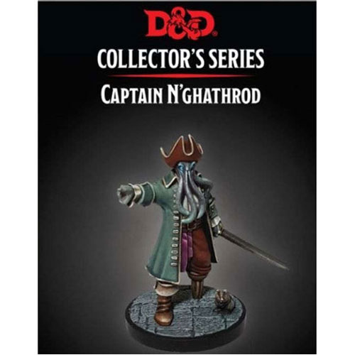 Captain N'Gathrod, D&D Collector's Series