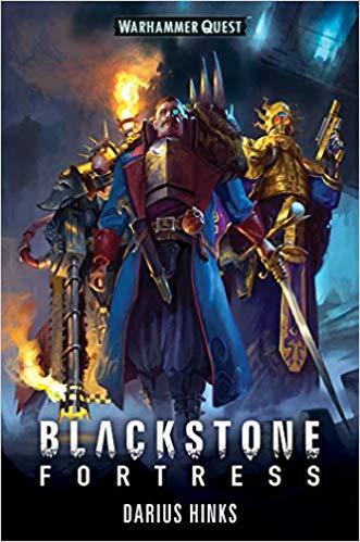 Blackstone Fortress, Black Library