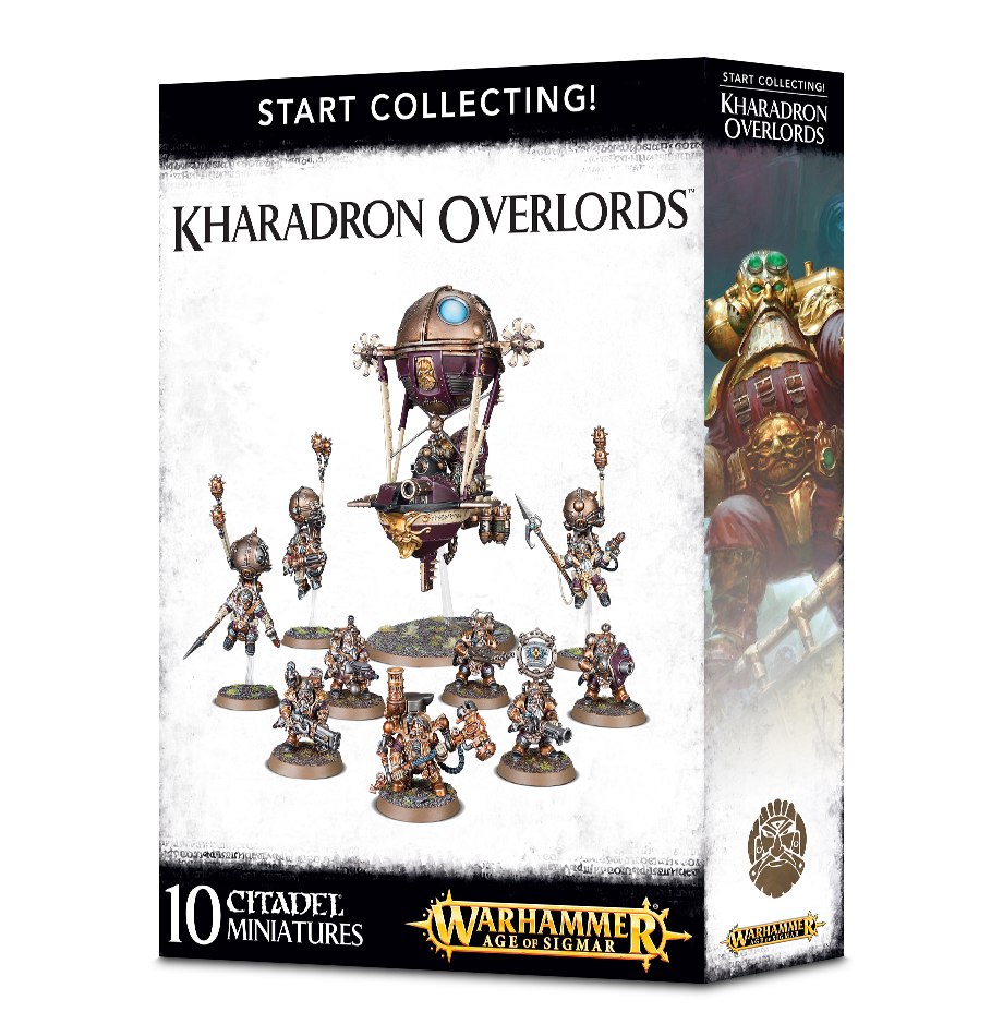 Kharadron Overlords, Start Collecting