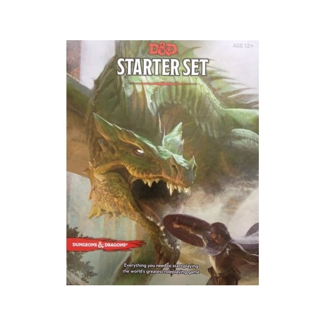 Starter Set Dungeons and Dragons D&D