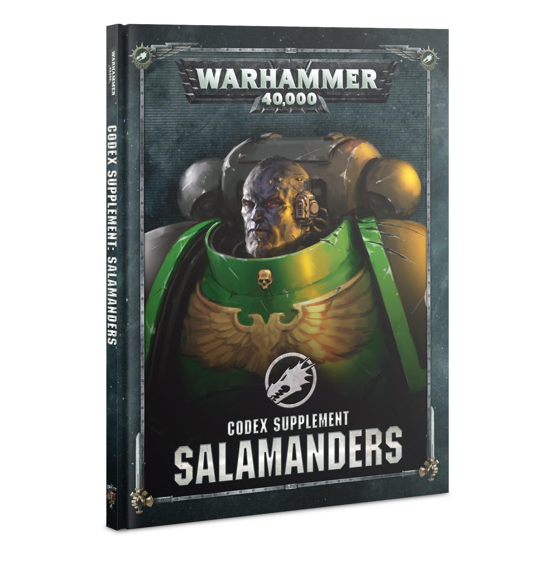 Salamanders Codex