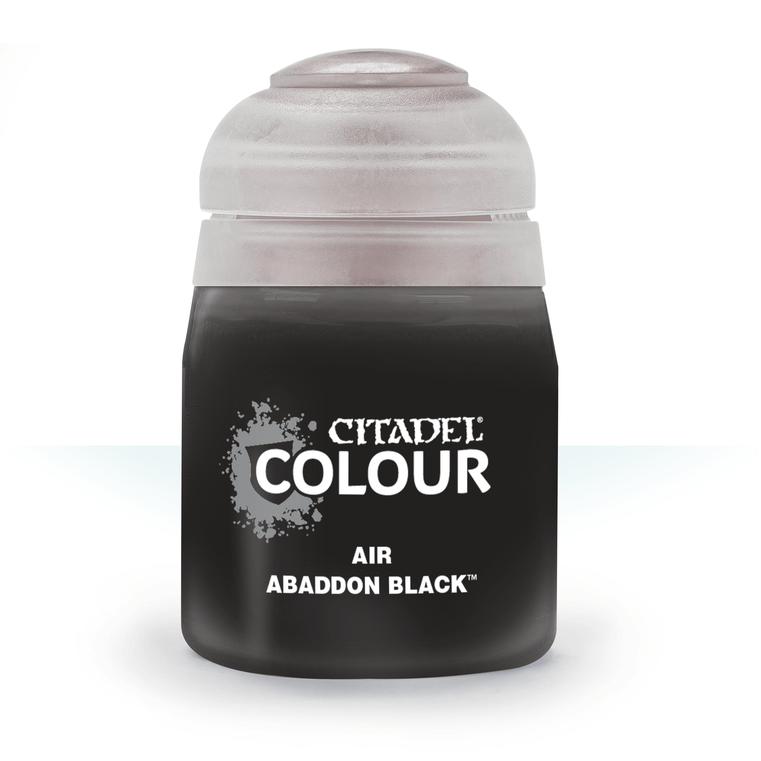 Abaddon Black, Citadel Air 24ml