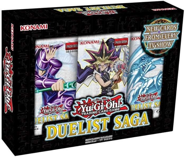 Duelist Saga, Yu-Gi-Oh!