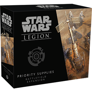 Priority Supplies Battlefield Expansion, Star Wars Legion
