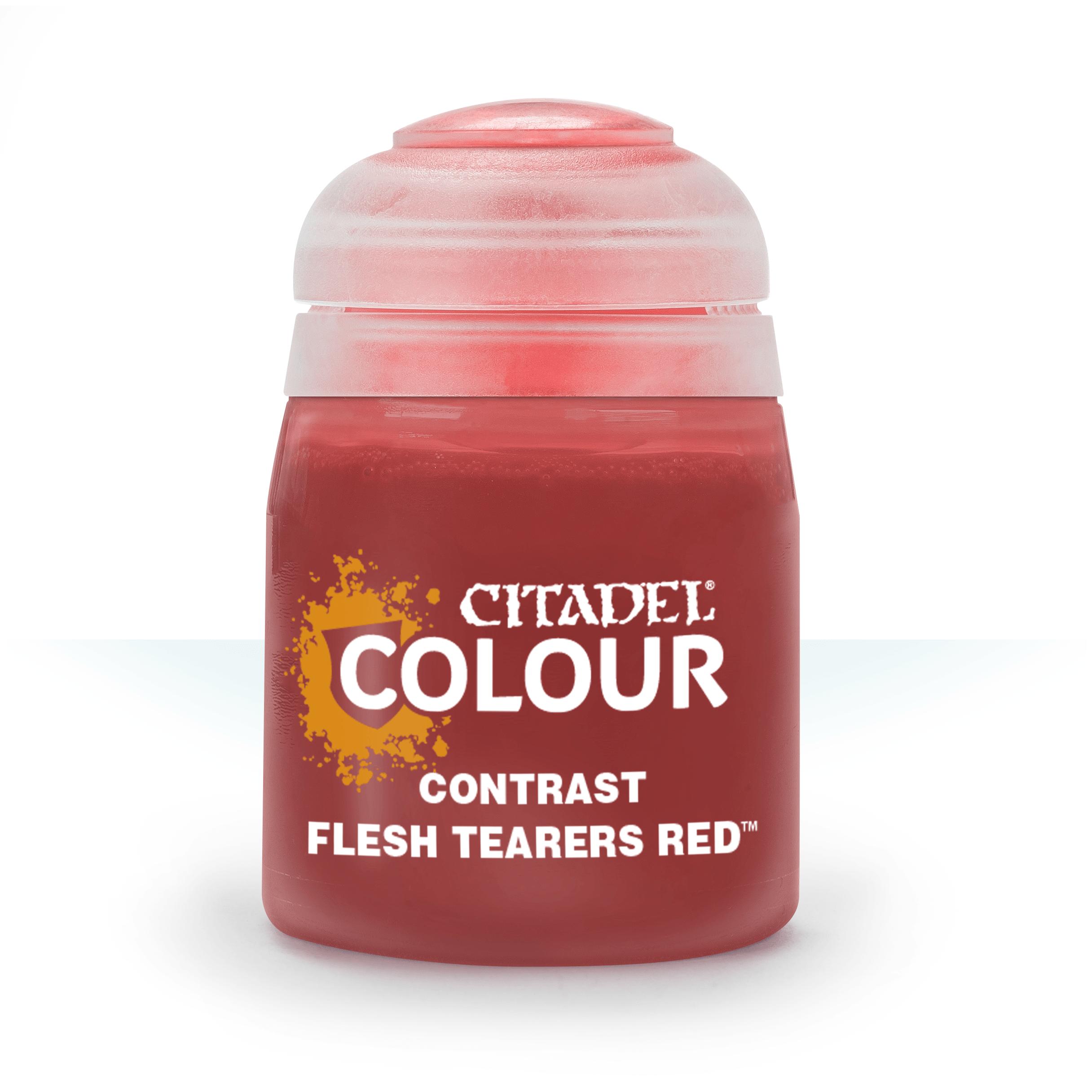 Flesh Tearers Red, Citadel Contrast 18ml