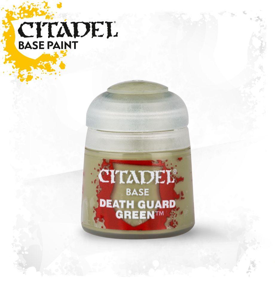 Deathguard Green, Citadel Base 12ml