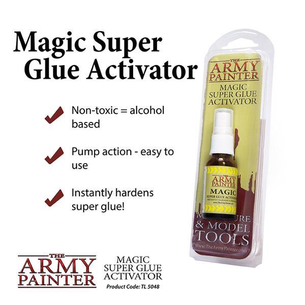 Magic Super Glue Activator, Army Painter